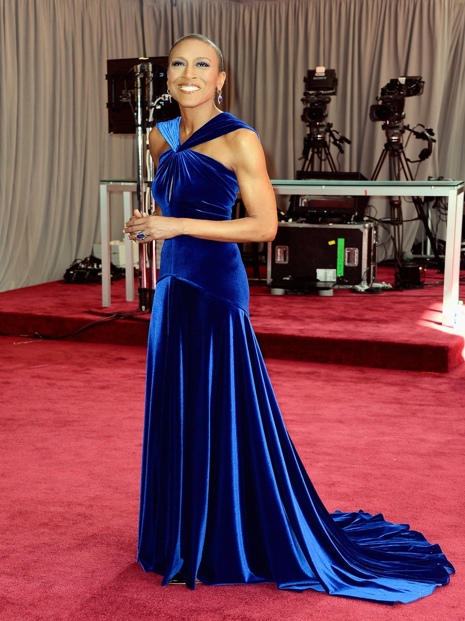 Robin Roberts: 'I'm Being Used for Light and Love'