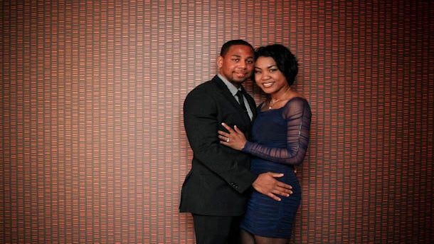 Just Engaged: Ayana and Patrick