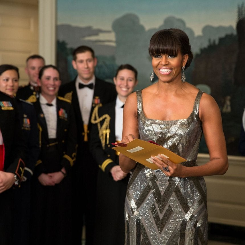 First Lady Style: And The Award Goes To...