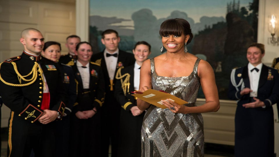 First Lady Style: And The Award Goes To…