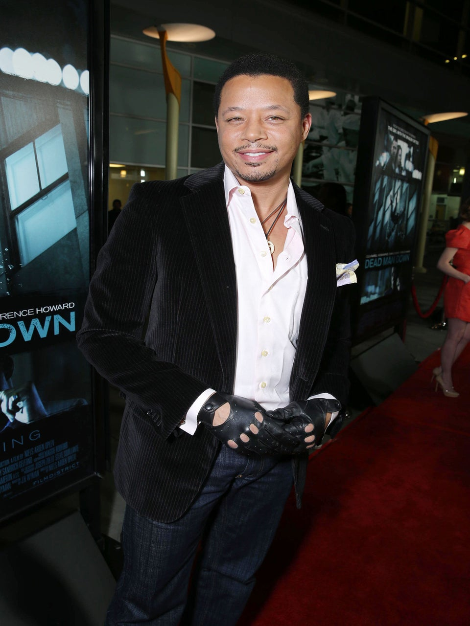 Coffee Talk: Terrence Howard Accused of Assaulting Ex-Wife