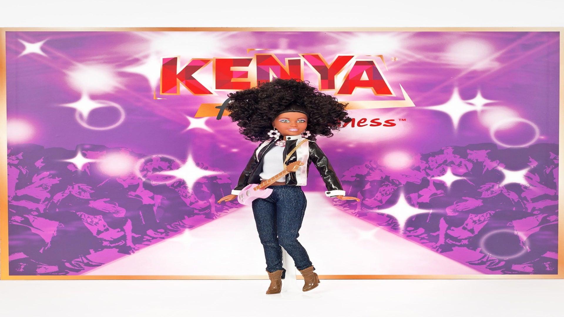 Black History Month Giveaway: The Kenya Doll