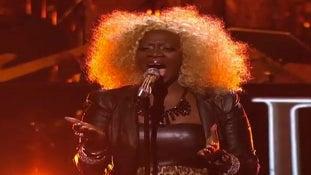 Must-See: 'American Idol' Finalist Zoanette Johnson Sings 'Circle of Life'