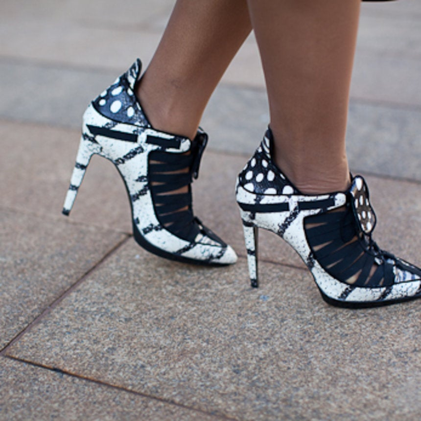 Accessories Street Style: To the Point