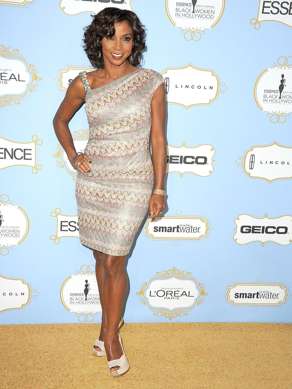 EXCLUSIVE: Holly Robinson Peete: My Family Was Too Happy for Reality TV