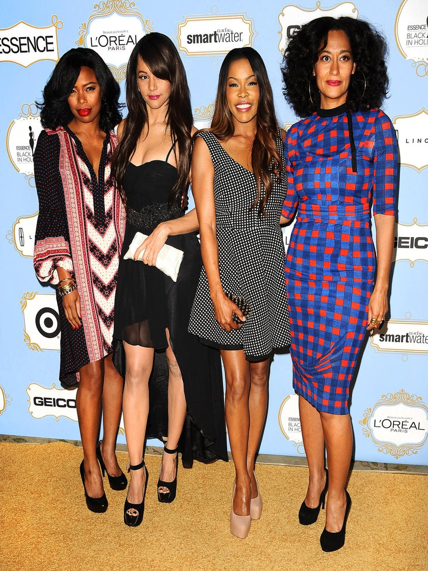 'Girlfriends' Cast Reunites and Shares Favorite On-Set Memories