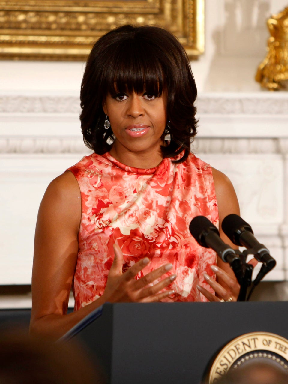 Michelle Obama to Discuss Youth Violence in Chicago
