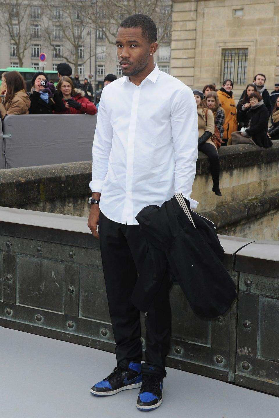 Coffee Talk: Frank Ocean Sued Over Song, 'Lost'
