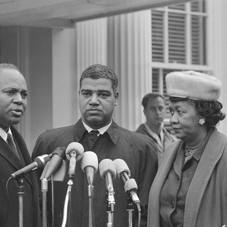 Forgotten Heroes of the Civil Rights Movement