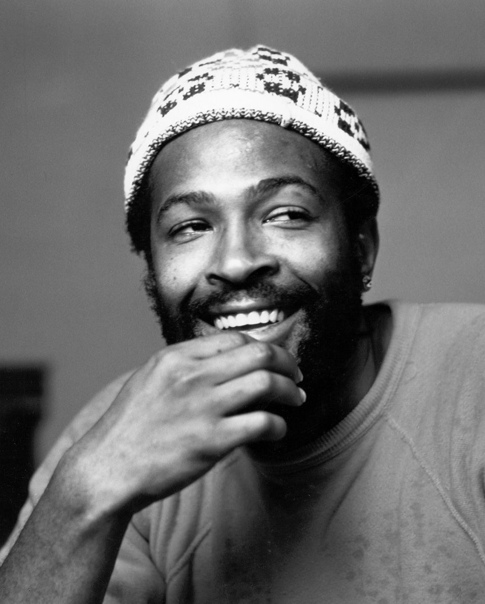 Marvin Gaye's Ex-Wife Upset About New Biopic and Play