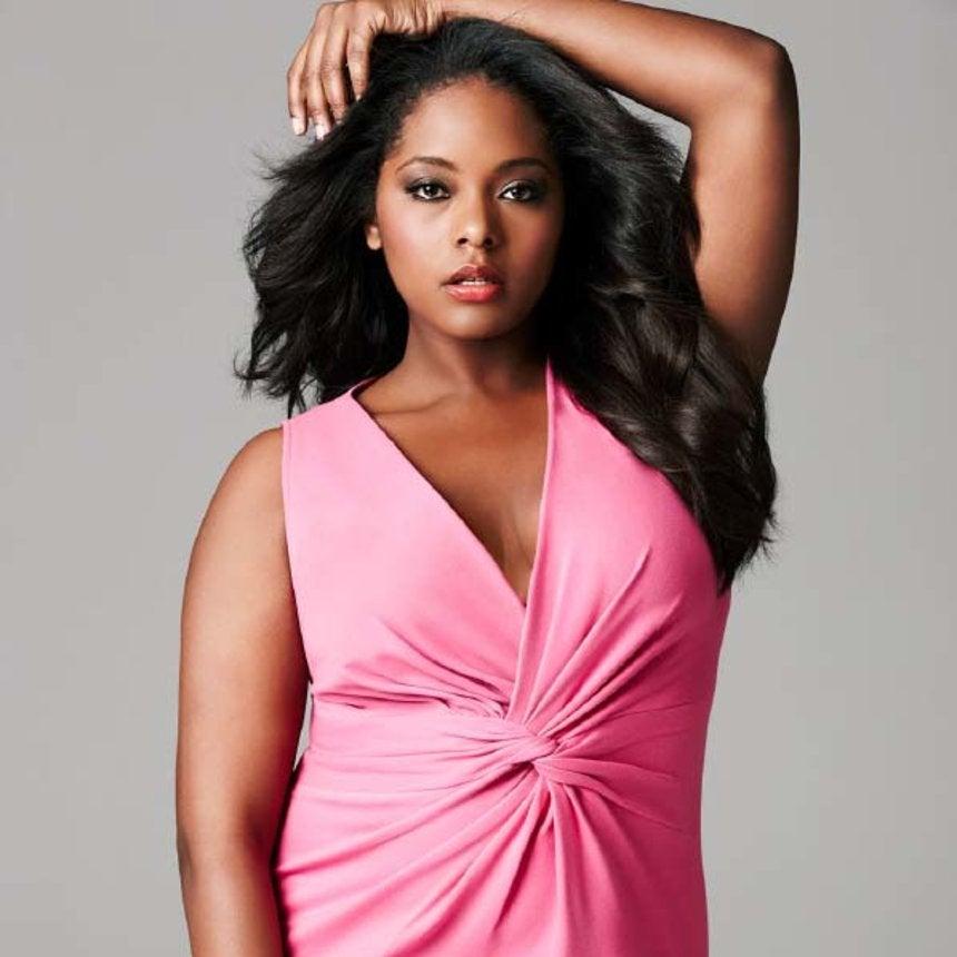 Curvy Model of The Month: Jaana Santiago