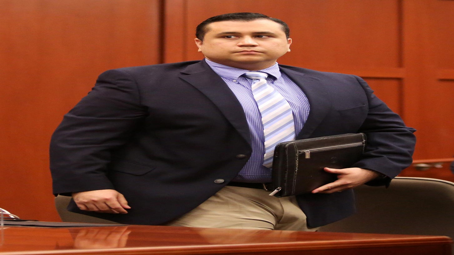 Jury Selection Begins in George Zimmerman Trial
