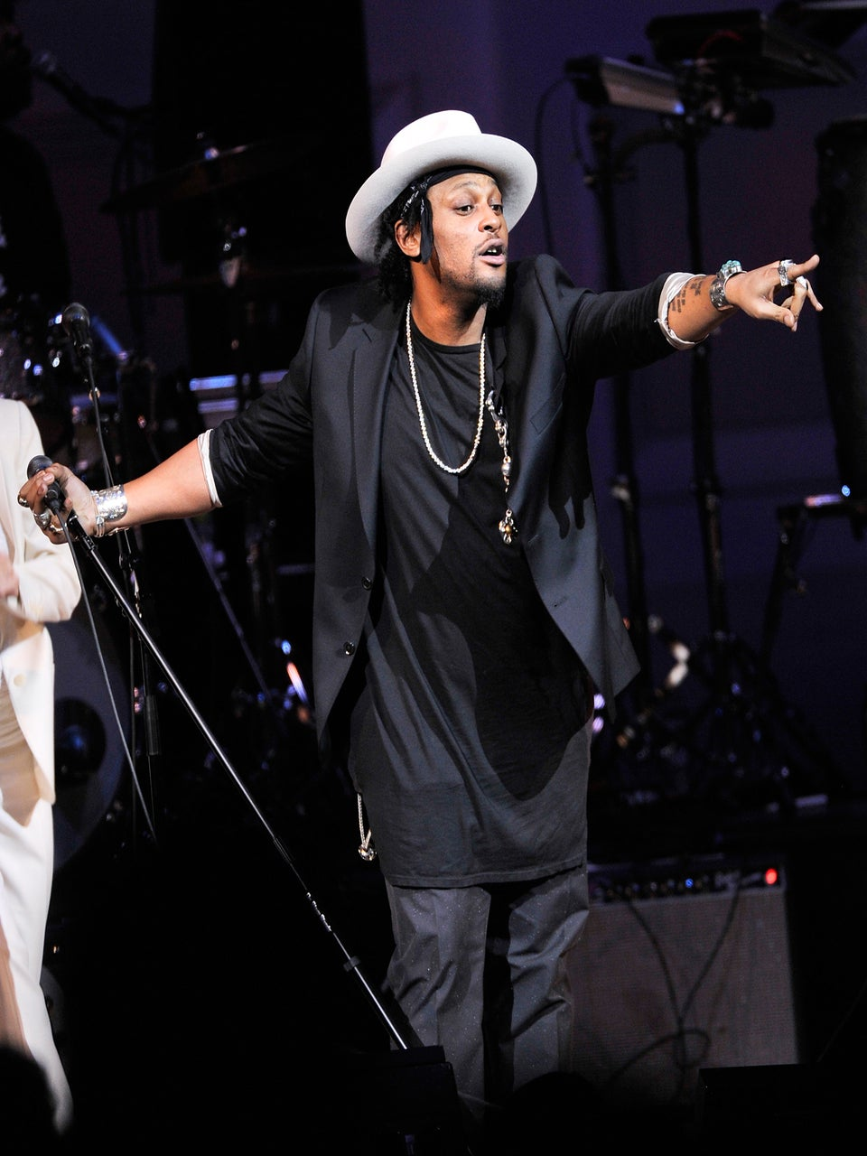 D'Angelo, Chris Rock, Maya Rudolph and More Honor Prince at Annual Benefit Concert