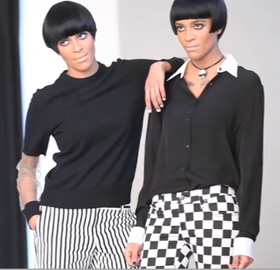 Behind The Scenes: Coco and Breezy