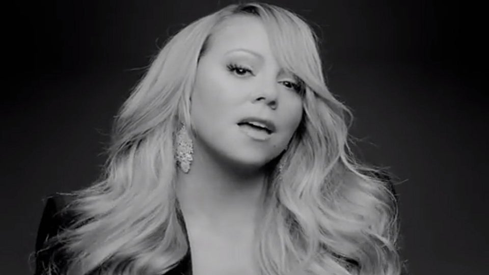 Must-See: Watch Mariah Carey's New Video 'Almost Home'