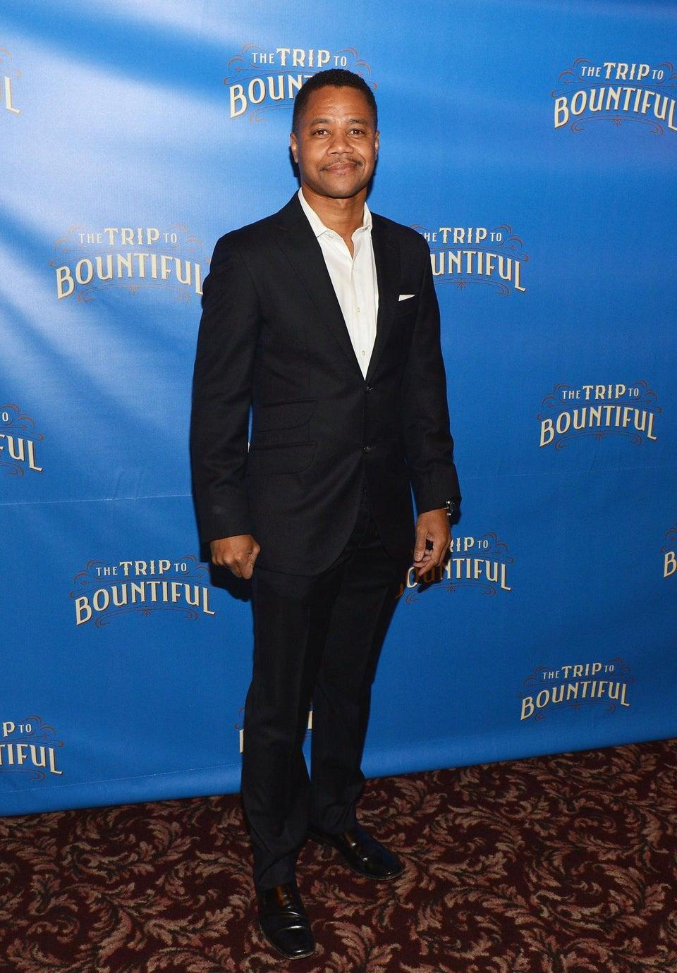 Cuba Gooding Jr. to Leave Broadway's 'Trip to Bountiful'