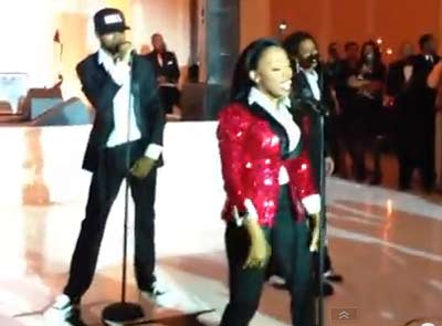 Must-See: Bride Surprises Groom With Full-On Beyonce Routine