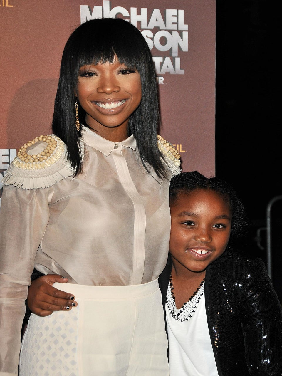 Coffee Talk: Brandy Names Daughter Maid of Honor
