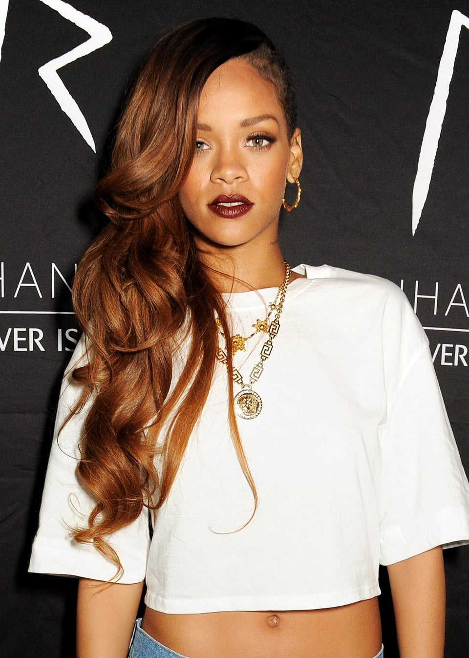 Rihanna's Mother Scolds Her Over Risqué Instagrams