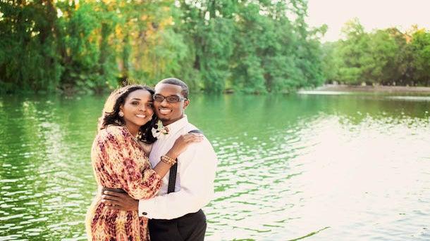 Just Engaged: Precious and Jairus