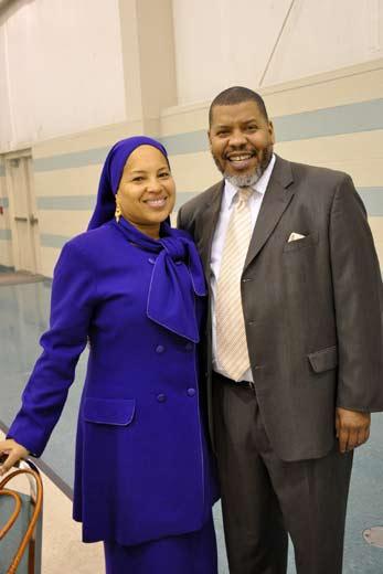 Making it Work: Black Marriage Day Founder Nisa Muhammad Talks Healthy Love Habits
