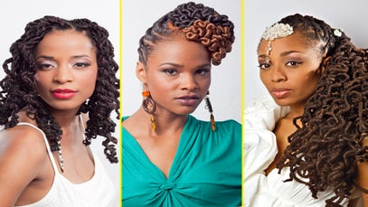 Salon Styles: In Love With Locs