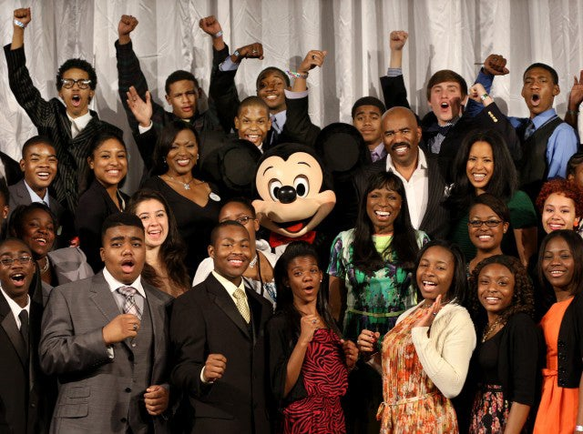 Making Dreams a Reality: Disney Dreamer Students Share Quotes from Speakers