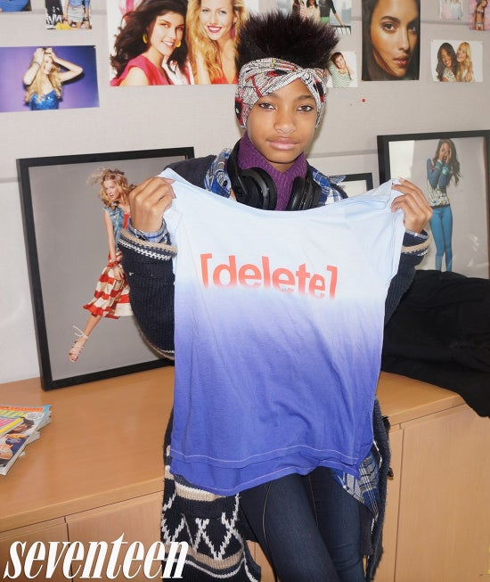 Willow Smith Joins 'Delete Digital Drama' Campaign to End Cyberbullying