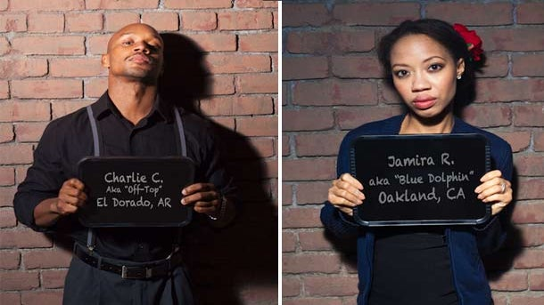 Just Engaged: Jamira and Charlie