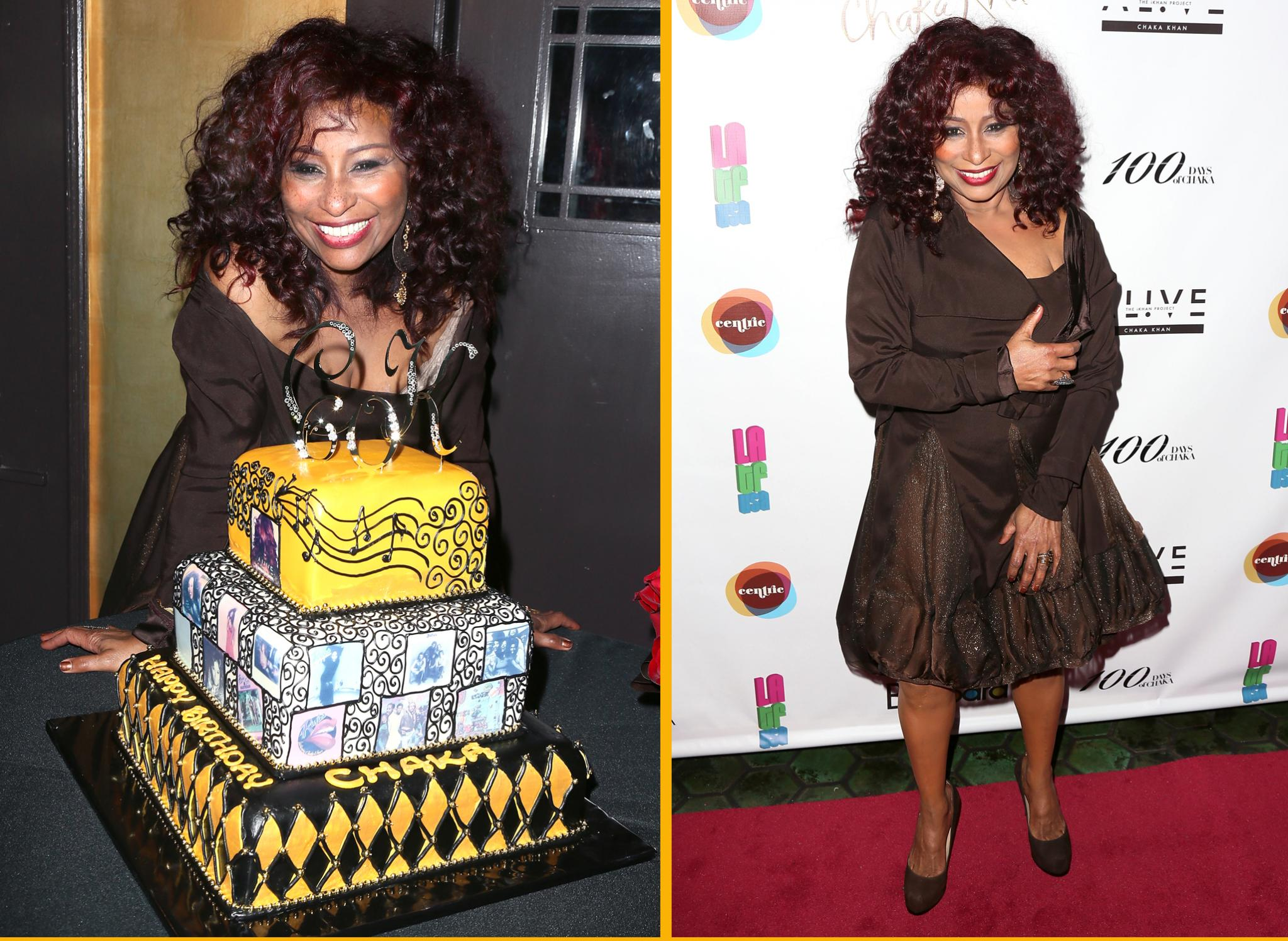 Happy 60th Birthday, Chaka Khan!