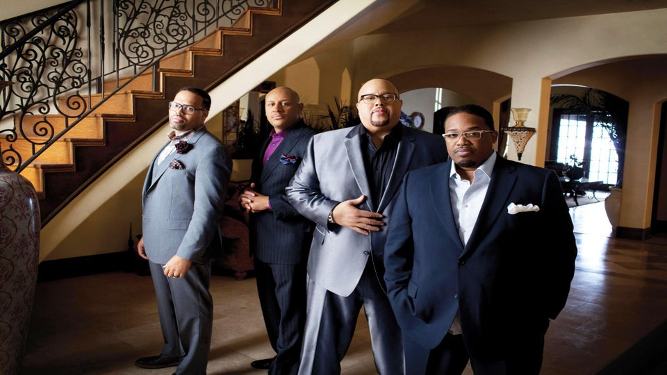 Fred Hammond on His New Group United Tenors, and the Return of the Male Gospel Ensemble