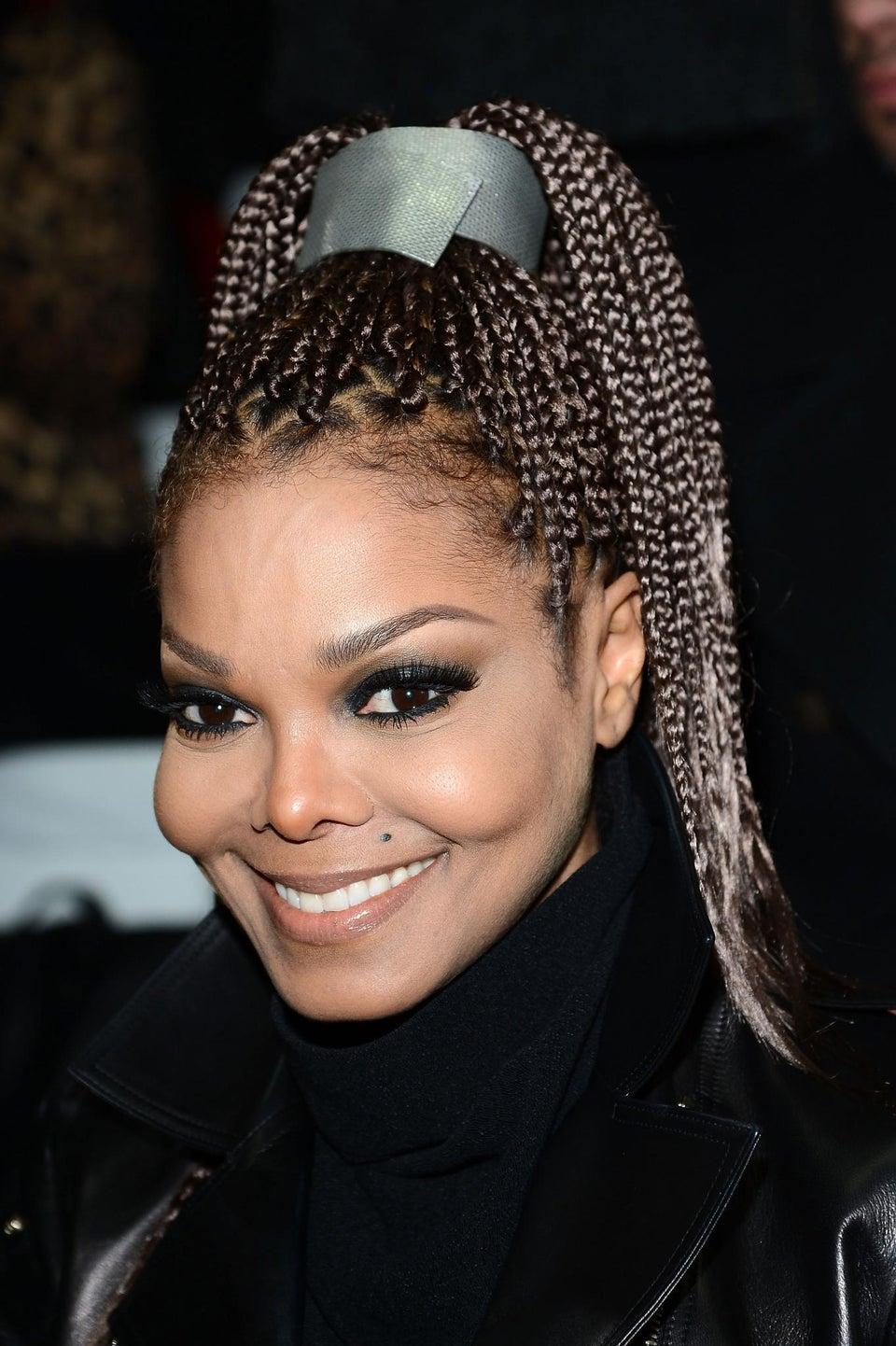Janet Jackson Announces Plans for 'New Project'