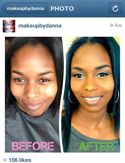 100 dramatic makeup transformations on instagram essence 5 of 120 instagram publicscrutiny Choice Image