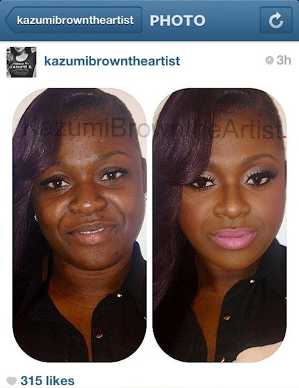 100 dramatic makeup transformations on instagram essence 3 of 120 instagram publicscrutiny Choice Image
