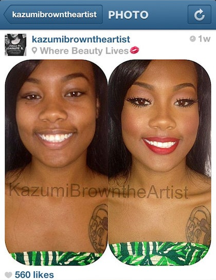 100 dramatic makeup transformations on instagram essence 4 of 120 instagram publicscrutiny Choice Image