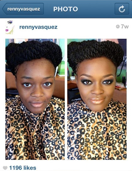 100 dramatic makeup transformations on instagram essence 100 dramatic makeup transformations on instagram publicscrutiny Choice Image