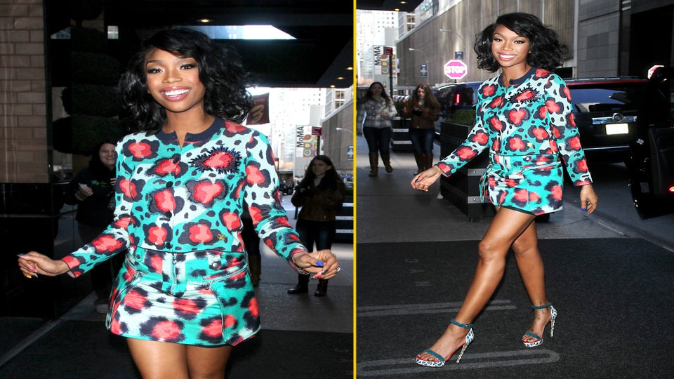 Brandy Gives Wedding Details, But Will She Do a Reality Special?