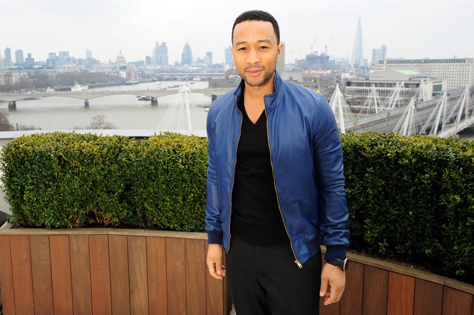 Coffee Talk: John Legend Developing Comedy for Showtime