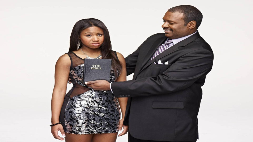 7 Questions with the Colemans of Lifetime's 'Preachers' Daughters'