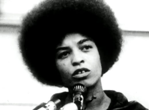 There's An Angela Davis Biopic in the Works
