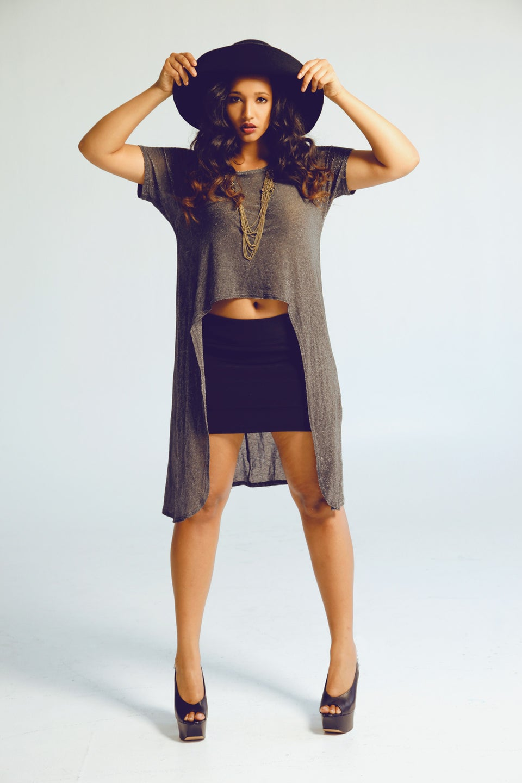 Curvy Model of The Month: Lisa Visagie
