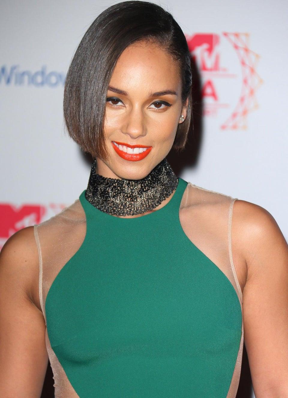 Alicia Keys Shares Concern Over Rihanna
