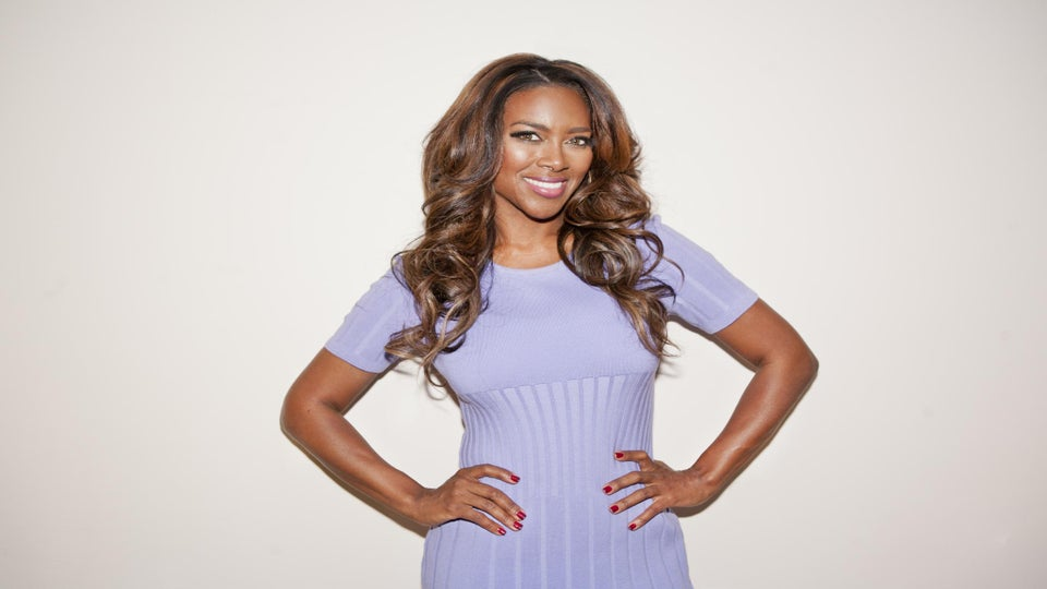 Kenya Moore Talks ESSENCE Festival and Empowering Women