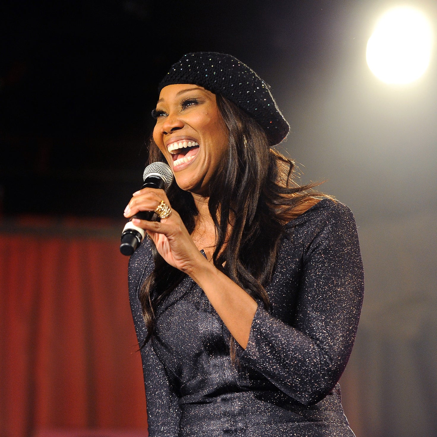 #WellnessWednesday: Yolanda Adams Dishes Out Some Food for Thought