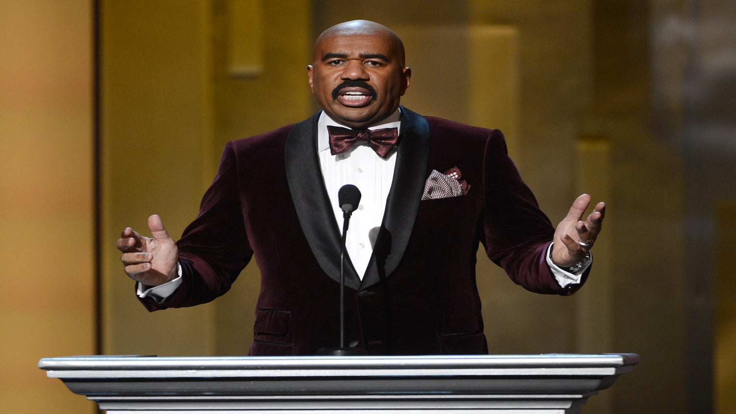 Steve Harvey on Success, Marriage and President Obama