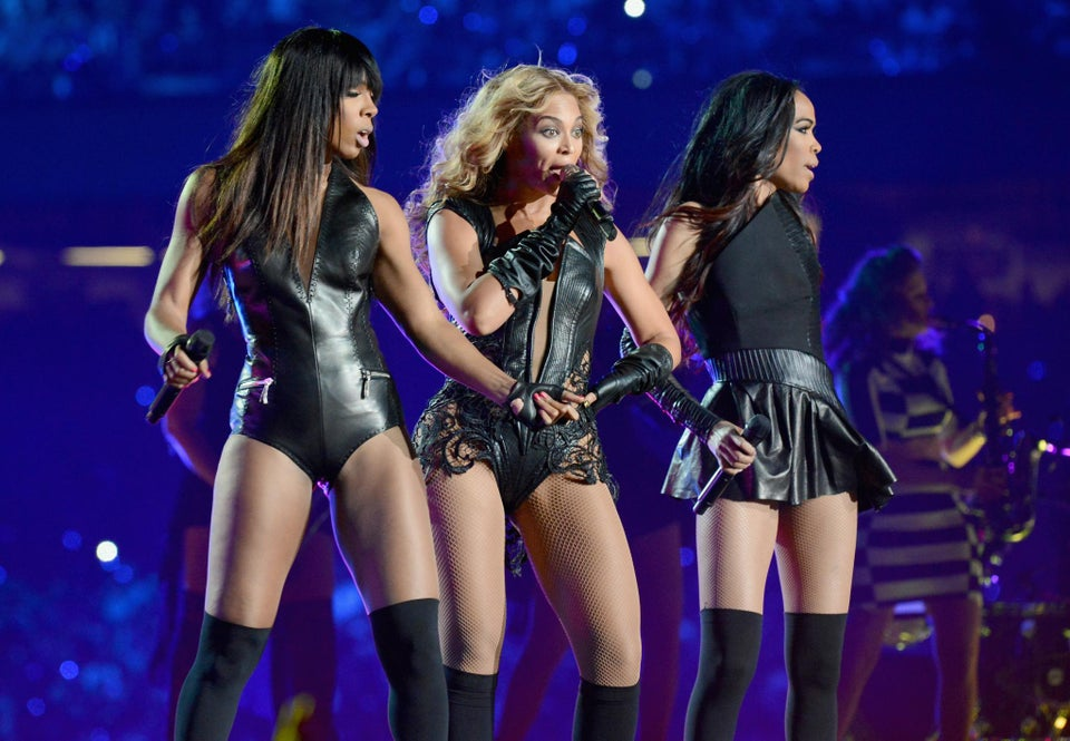Michelle Williams on Another Destiny's Child Reunion