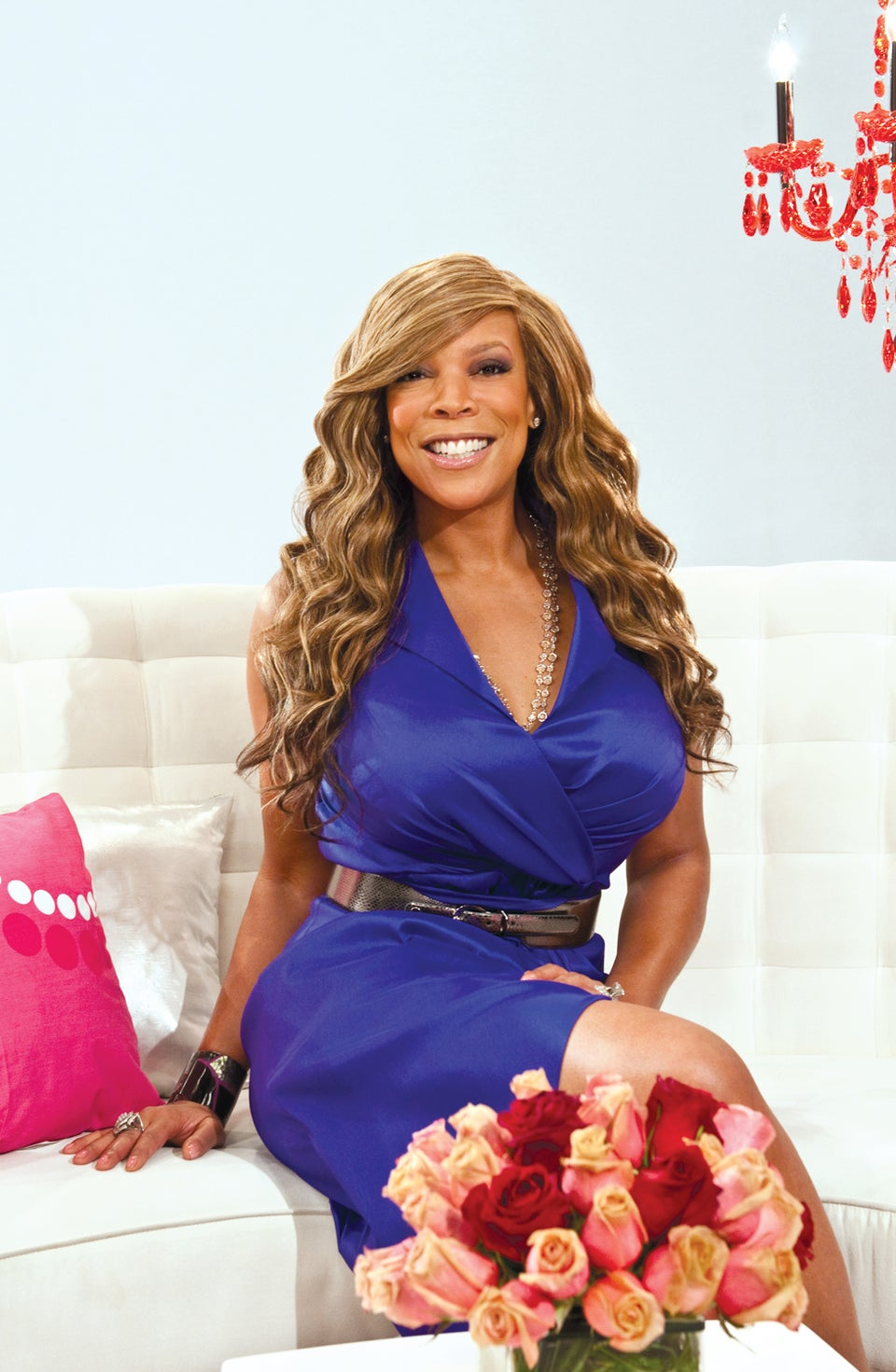 Wendy Williams Says Her Husband's Cheating Made Her Marriage Stronger