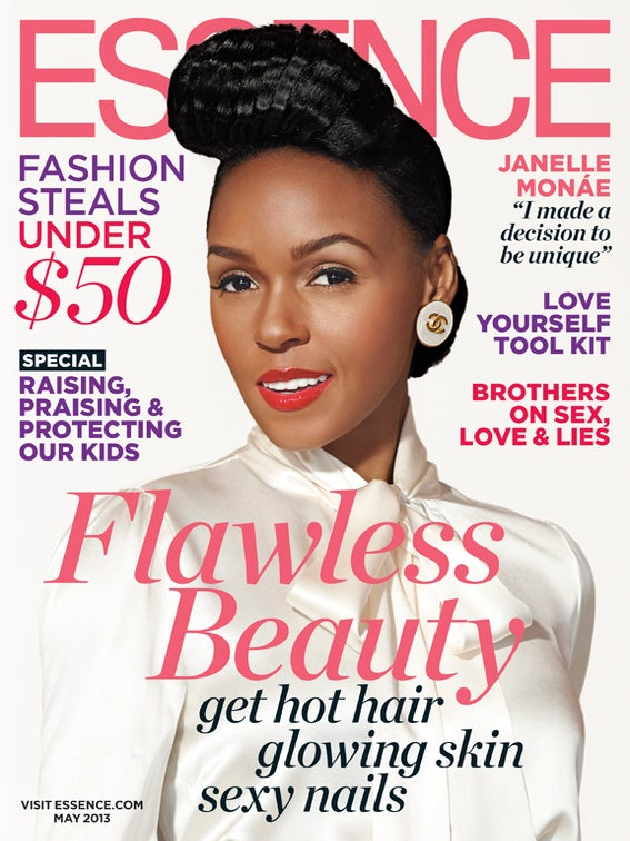 Janelle Monáe Graces May Cover of ESSENCE