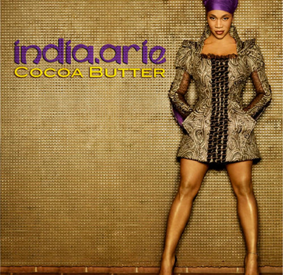 India Arie Denies Skin Bleaching Rumors