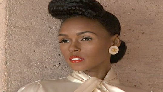 Go Behind the Cover Shoot with Janelle Monae